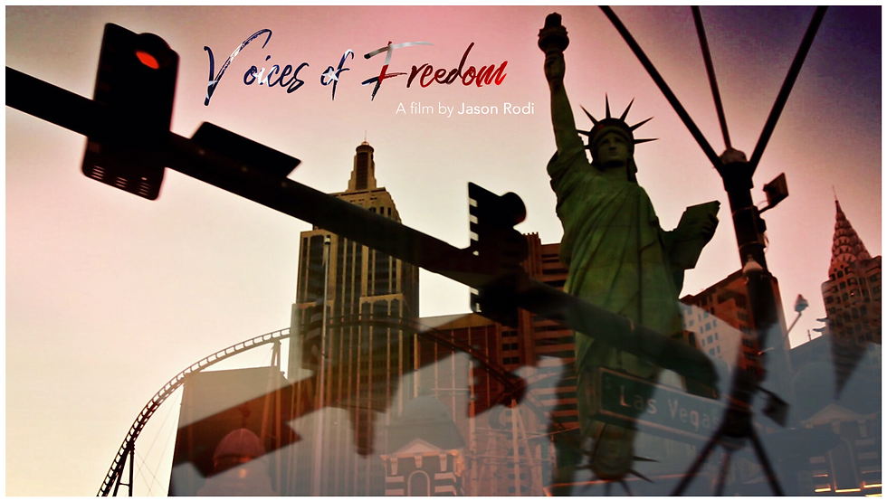 Voices of Freedom movie poster