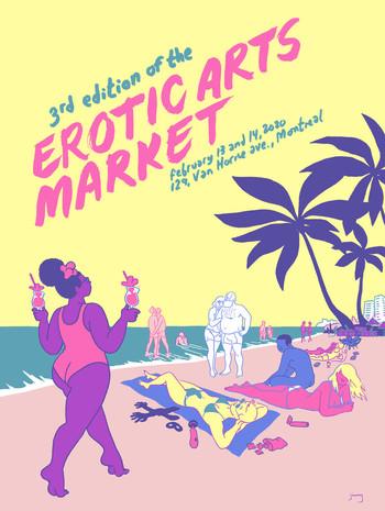 Marché d'Art Érotique