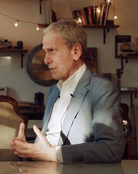 Bob Roth at NOMAD on Transcendental Medi