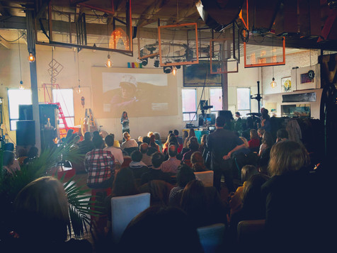 NOMAD Life | Creative Mornings