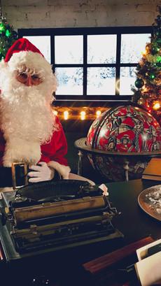Virtual Santa