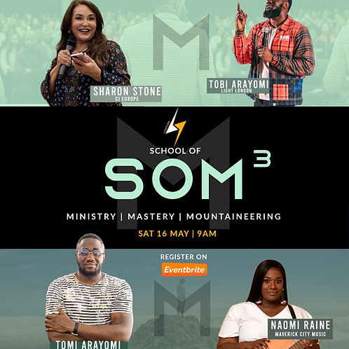 The Som3 May Edition - Full Replay