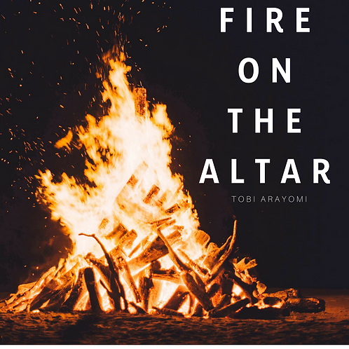YES SERIES PART 1: FIRE ON THE ALTAR