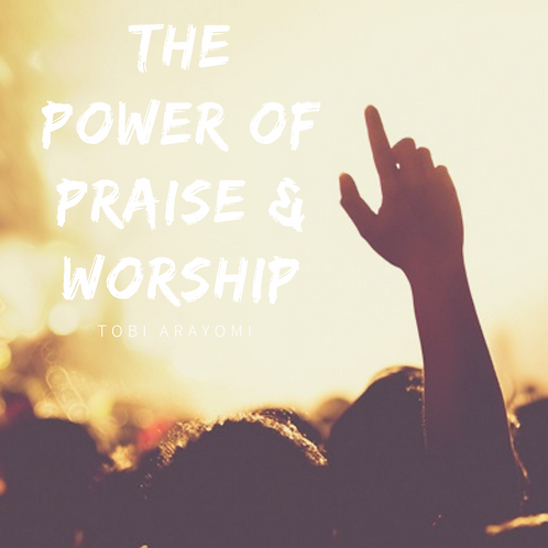 YES SERIES PART 4: PRAISE AND WORSHIP