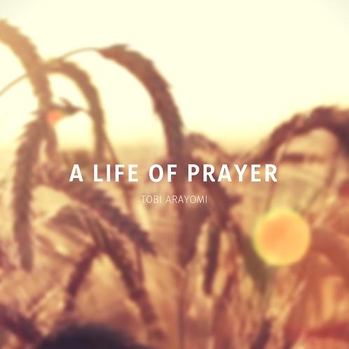A LIFE OF PRAYER - CONVERSION