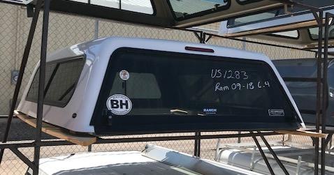RAM 09-19HD 6.4 BED