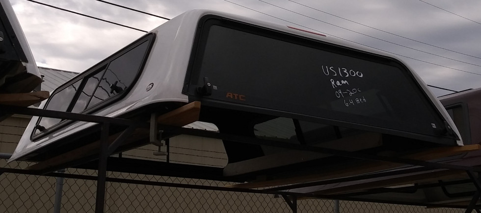 US1300 09-20C RAM 6.4 BED