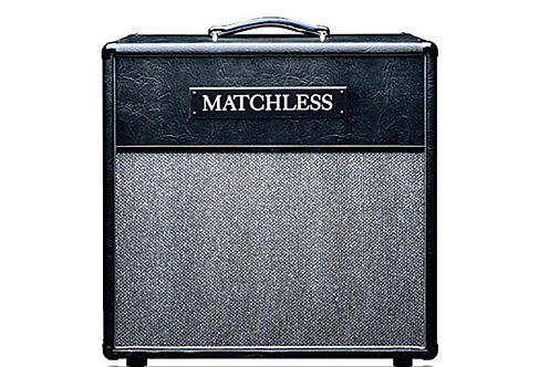 Matchless ESS 1x12 Cabinet - Black