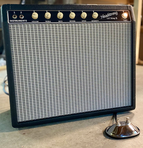 Headstrong Lil King-S w/Alnico Speaker Upgrade