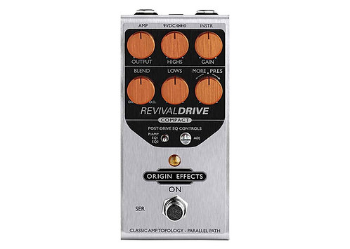 Revival Drive Compact Overdrive
