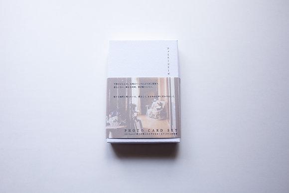 PHOTO CARD SET - ファミリーツリーズ -