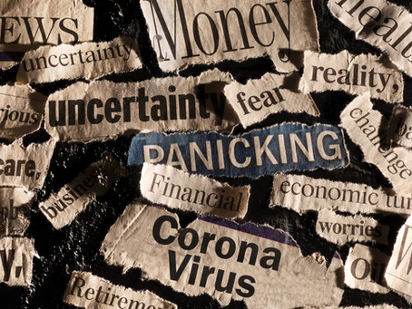 Five Ways to Manage Anxiety in Uncertain Times