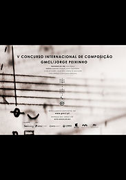 5th International Composition Competition GMCL/Jorge Peixinho