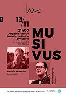 MUSIVUS António de Sousa Dias / Pedro Rodrigues