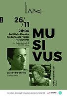 MUSIVUS João Pedro Oliveira/ Ana Cláudia de Assis