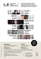 IpC - Intérpretes para Compositores - out '19 - jul '20
