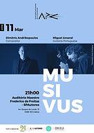 MUSIVUS Dimitris Andrikopoulos / Miguel Amaral
