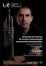 IpC - INTÉRPRETES PARA COMPOSITORES  Filipe Coelho