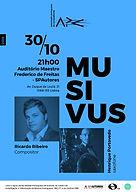 MUSIVUS Ricardo Ribeiro / Henrique Portovedo