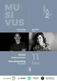 MUSIVUS - CARLOS CAIRES / ANA TELLES