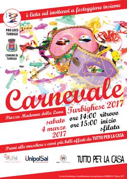 Carnevale Turbighese 2017