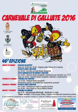 Cernevale di Galliate