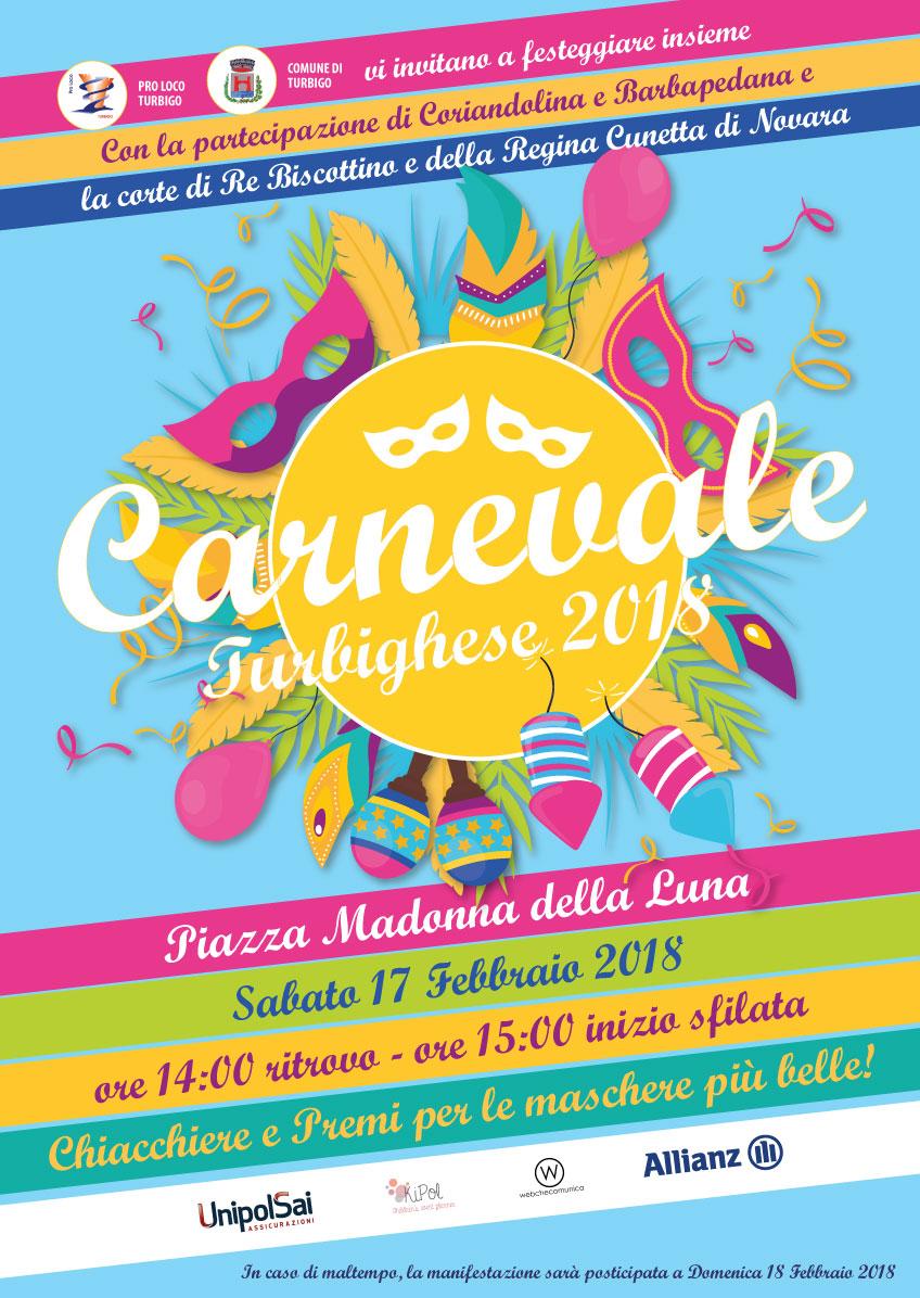 carnevale Turbigo 2018