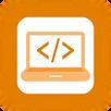 Coding Logo - Brite
