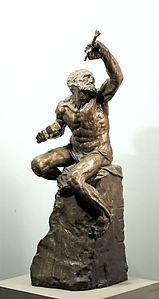 Микеланджело.Скульптор Владимир Курочкин