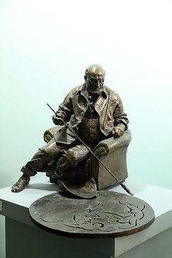 Матисс.Скульптор Владимир Курочкин
