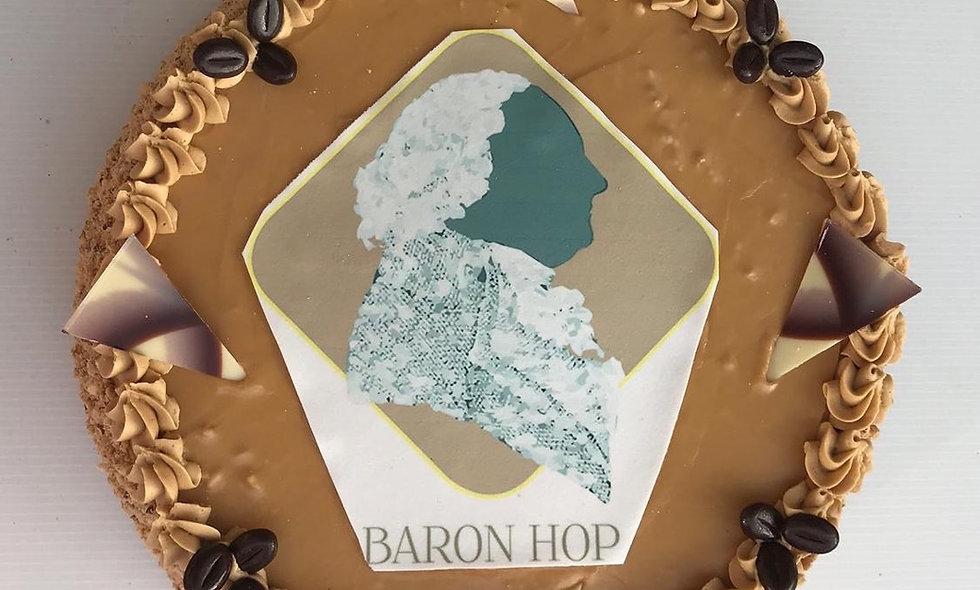 BARON HOPTAART (6-8 personen) Direct via bakkerij Hessing.