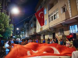 Mehmet's conscription party