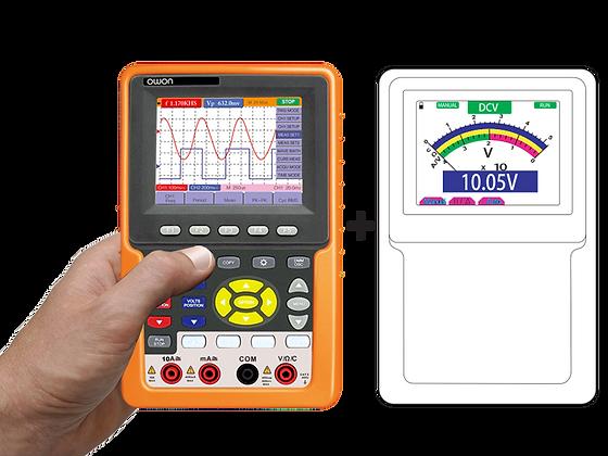 HDS1022M-N2-CH Digital Oscilloscope