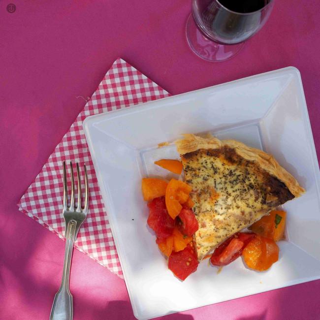 Bordeaux - očima milovnice jídla