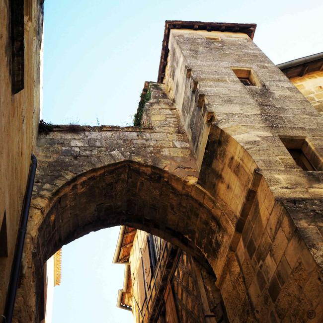Kraj Bordeaux - Saint-Émilion očima architekta
