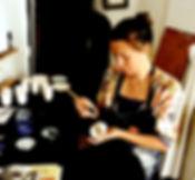 la boîte à nouck poterie céramique Motte Chalancon Drôme Anouck Valois