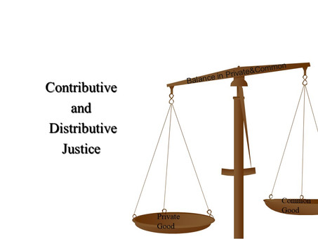 Need Contributive Justice --- Respect Different Kinds of Smart