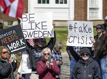 Be Like Sweden:  Irony in Minnesota