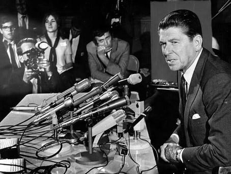 Reagan Revolution: Myth, Fantasy, and Zombies