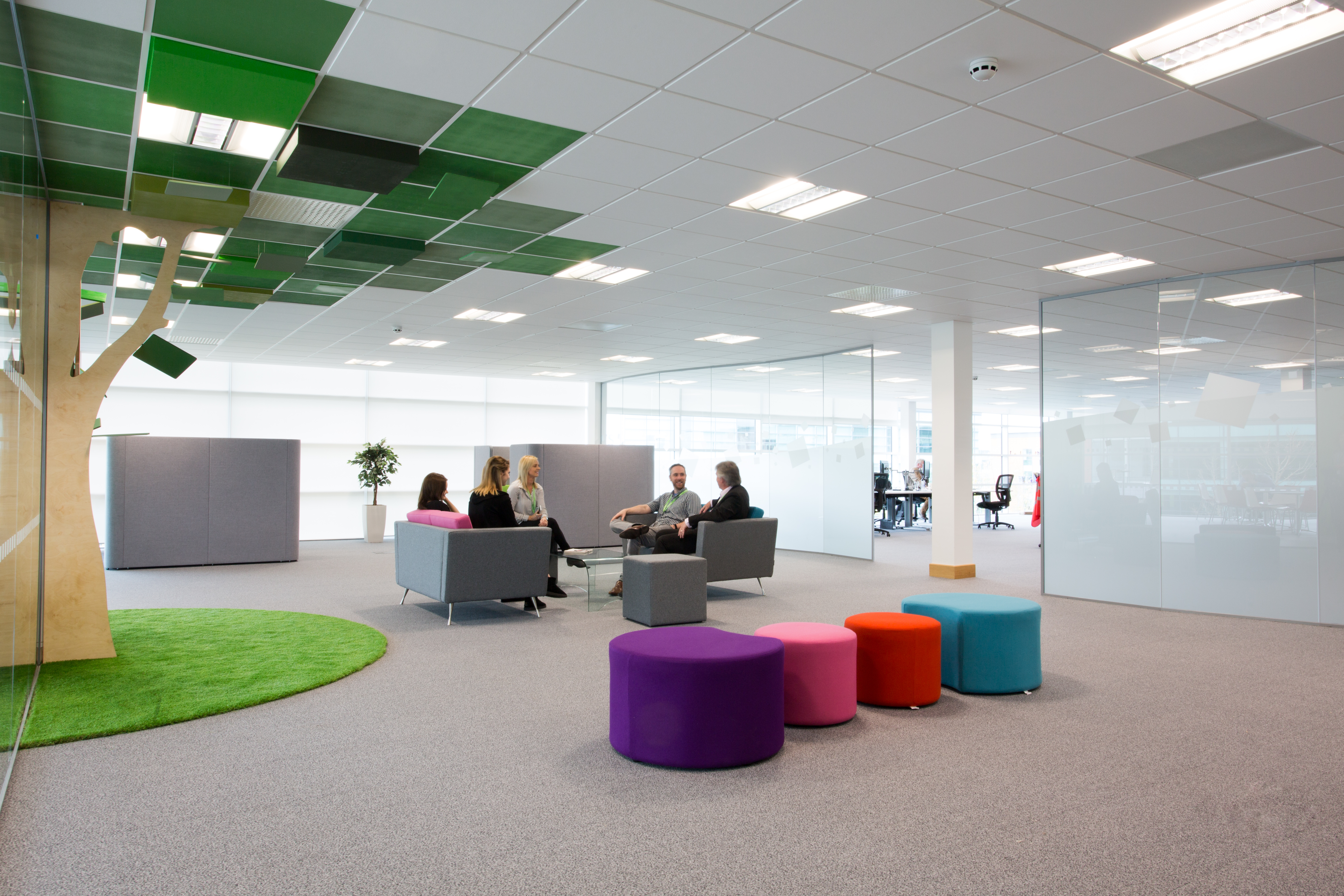 Office Interior Photographer London