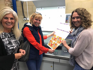 New Printing Partnership!