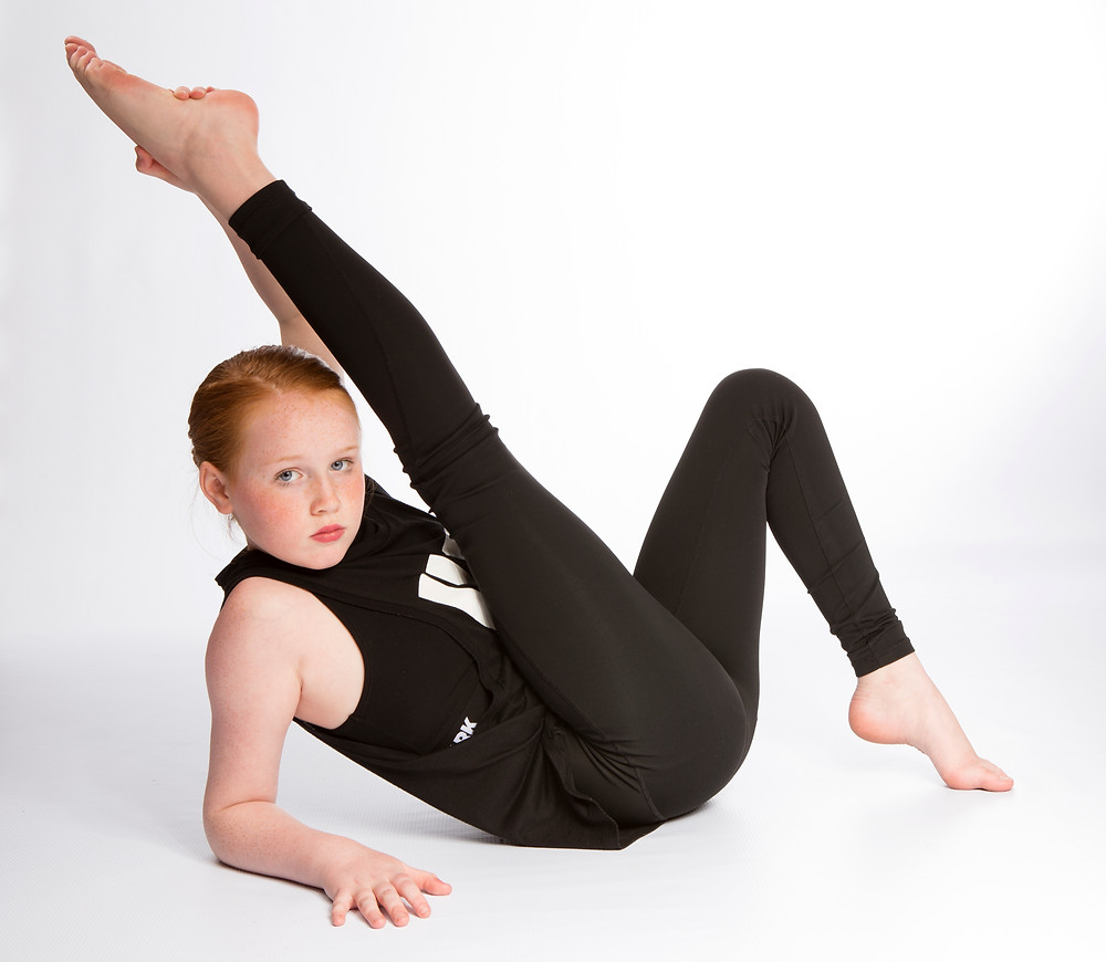 Fantastic little dancer and a brilliant photoshoot today!