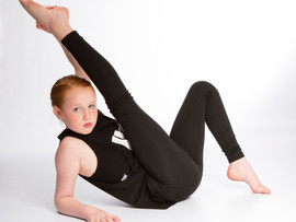Dancer Photoshoot