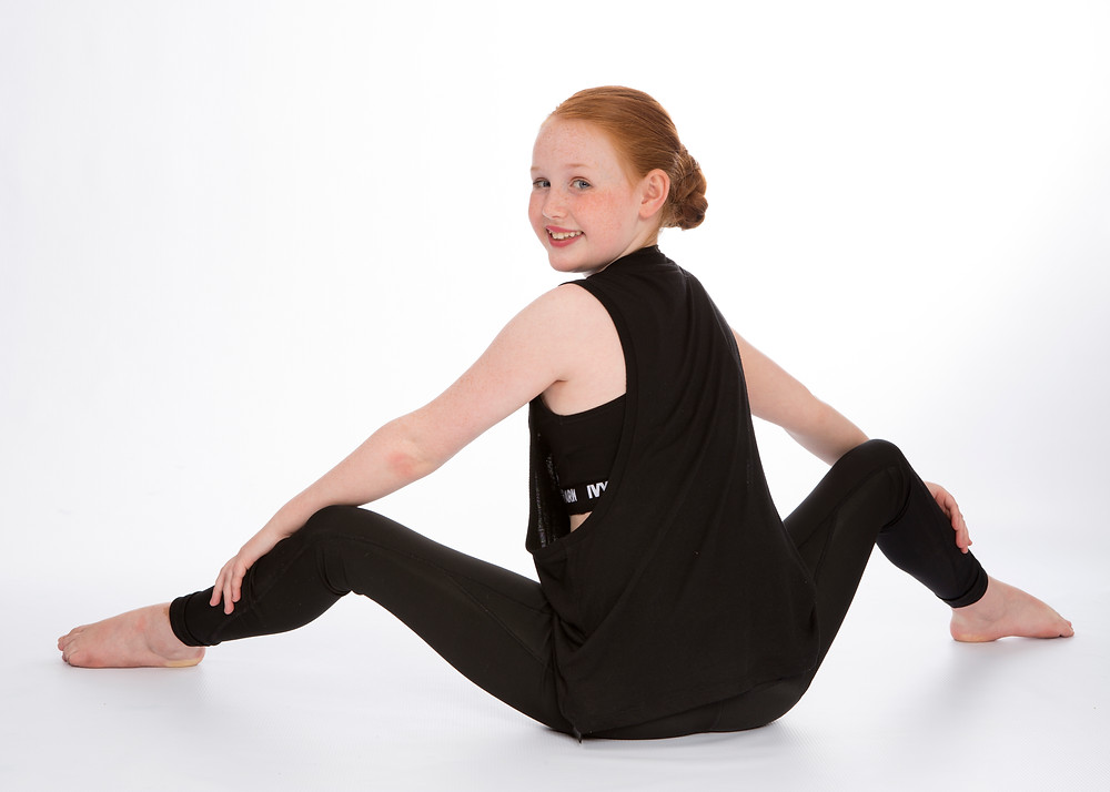 Dance company required images of their dancers for a portfolio, such a fantastic day!