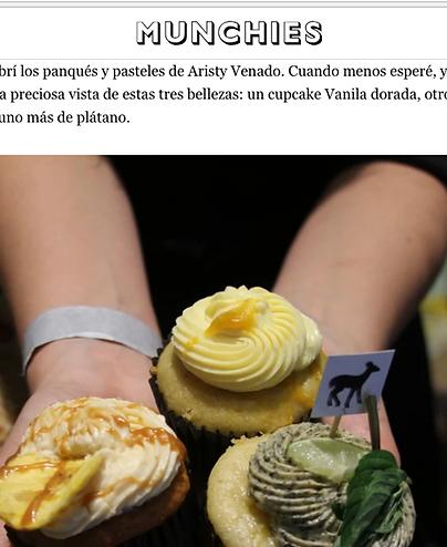 Cupcakes Munchies Vice