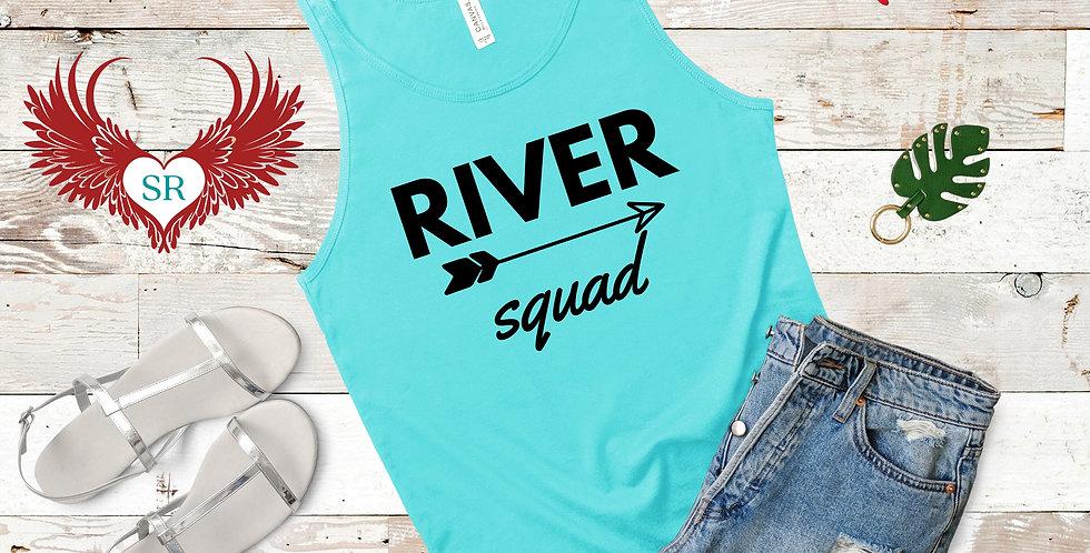 River Squad Tank