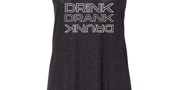 Drink Racerback Tank