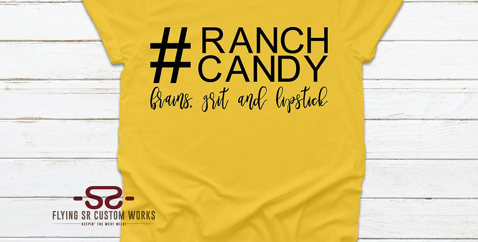 Ranch Candy Tee