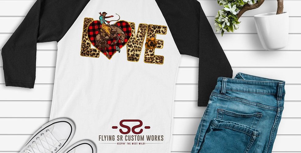 Buck Crazy for your Love Tee
