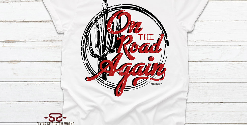 On the Road Again Tee